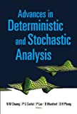Lax P Et Al: Advances In Deterministic And Stochastic Analysis
