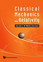 Classical Mechanics and Relativity by Harald…