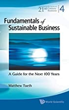 Fundamentals of Sustainable Business (World…