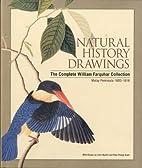 Natural History Drawings by John Bastin