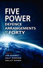 The Five Power Defence Arrangements at Forty…