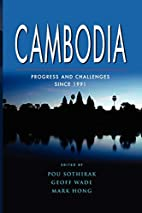 Cambodia: Progress and Challenges since 1991…