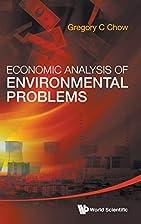 Economic Analysis of Environmental Problems…