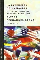 La Invencion de La Nacion (Spanish Edition)…