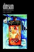 Dimsum: Asia's Literary Journal by David…