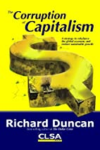 The Corruption of Capitalism: A strategy to…