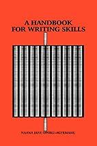 A Handbook of Writing Skills Communicate…