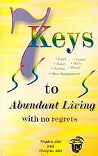 Seven Keys to Abundant Living With No…