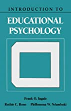 Introduction to Educational Psychology…