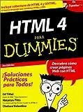 Tittel, Ed: HTML 4 Para Dummies (Spanish Edition)
