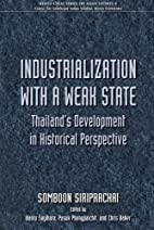 Industrialization With a Weak State:…