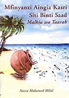 Mfinyanzi Aingia Kasri (Swahili Edition) by…