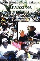 Uwazi na ukweli : rais wa watu anazungumza…