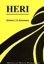 Heri (Swahili Edition) by Zefania Kalumuna