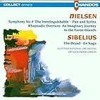 Symphony No.4, 'The Inextinguishable' (etc.)…