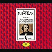 Complete Brahms Edition, Vol. 8: Works for…
