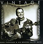 Vintage Collections Series by Hank Thompson…