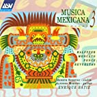 Musica Mexicana, Vol. 3 by Rodolfo Halffter