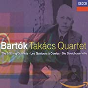 Bartók: The 6 String Quartets by Béla…