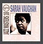 Verve Jazz Masters 18 by Sarah Vaughan