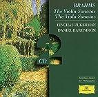 The Violin Sonatas & Viola Sonatas (2 CD) by…