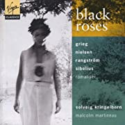 Black Roses by Solveig Kringelborn