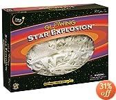 Star Explosion Glow In The Dark Set