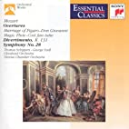 Overtures/Divertimento/Symphony No.28 by…
