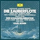 Zauberfloete/Schauspieldirektor by Schreier
