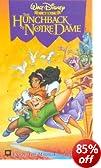 The Hunchback Of Notre Dame (Disney) [VHS] [1996]