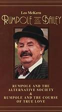 Rumpole of the Bailey, Vol. 17 - Alternative…