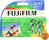 Fujifilm 1014258 Superia X-TRA 400 35mm Film - 4x24 exp, (Discontinued by Manufacturer)