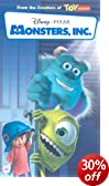 Monsters, Inc. [VHS] [2002]