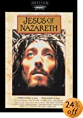 Jesus of Nazareth: Robert Powell, Olivia Hussey, Laurence Olivier, James Mason, Anne Bancroft, Ernest Borgnine, Claudia Cardinale, James Farentino, Ian McShane, Christopher Plummer, Michael York, Tony