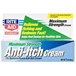 Select Rite Aid Brand Anti-Itch Cream, Triple Antibiotic or Hot & Cold Therapy, 25% off