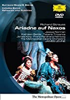 Ariadne auf Naxos -- DVD #D727 by Richard…