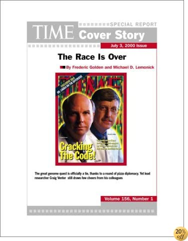 The Race Is Over : TIME Magazine Cover Story [Download: PDF] [Digital]