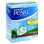 Select Tampax Pearl and Radiant Products, $3.99