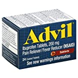 Advil, Advil Migraine and Chapstick 3 Packs, $2.99