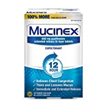 Select Mucinex Allergy or Mucinex 12 Hour, $21.99