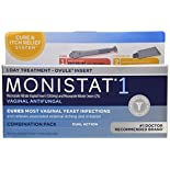 Monistat, EPT Products, $14.99