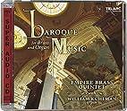Baroque Music for Brass & Organ [Sound…