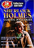 Sherlock Holmes Classic Mysteries by Basil…