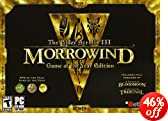 The Elder Scrolls III: Morrowind, Game of the Year Edition