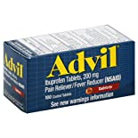 Select Advil Pain Relievers, $8.99