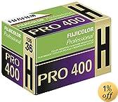 Fujifilm PRO400H Professional Portrait - Color print film - 135 (35 mm) - ISO 400 - 36 exposures