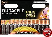 Duracell Plus MN1500 Alkaline AA Batteries - 12-Pack
