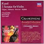 Ravel: Violin Sonatas