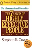 The 7 Habits of Highly Effective People (Audio Download): Stephen R. Covey