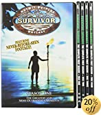 Survivor - The Complete First Season: Jeff Probst, Jerri Manthey, Colby Donaldson, Rupert Boneham, Parvati Shallow, Rob Mariano, Amanda Kimmel, James Clement, Amber Brkich, Alicia Calaway, Ethan Zohn,